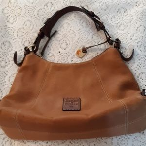 Dooney & Burke All Leather Bag
